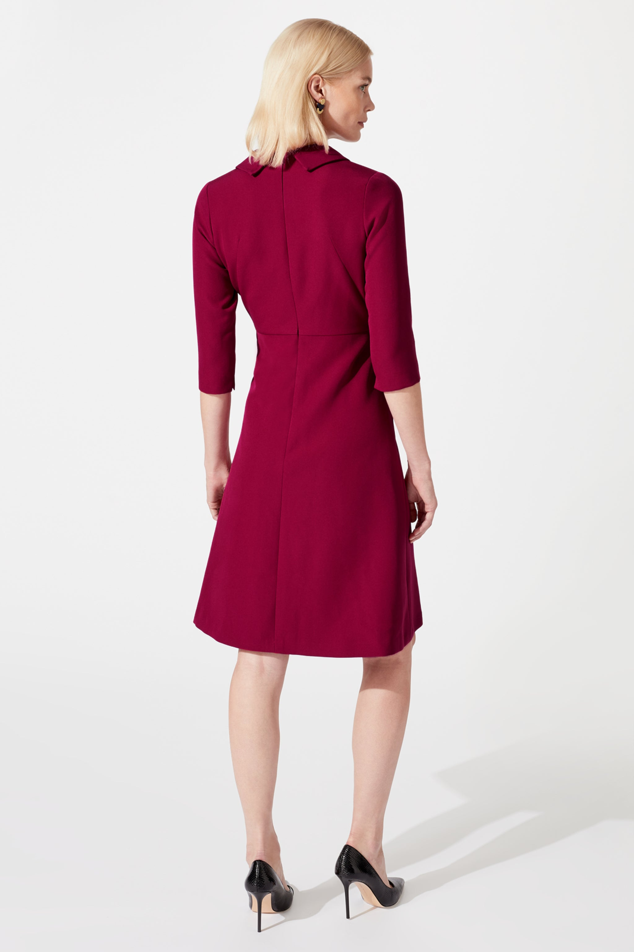 Farringdon Rosehip Dress