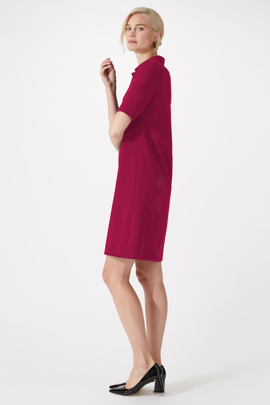 Hurlingham Rosehip Dress