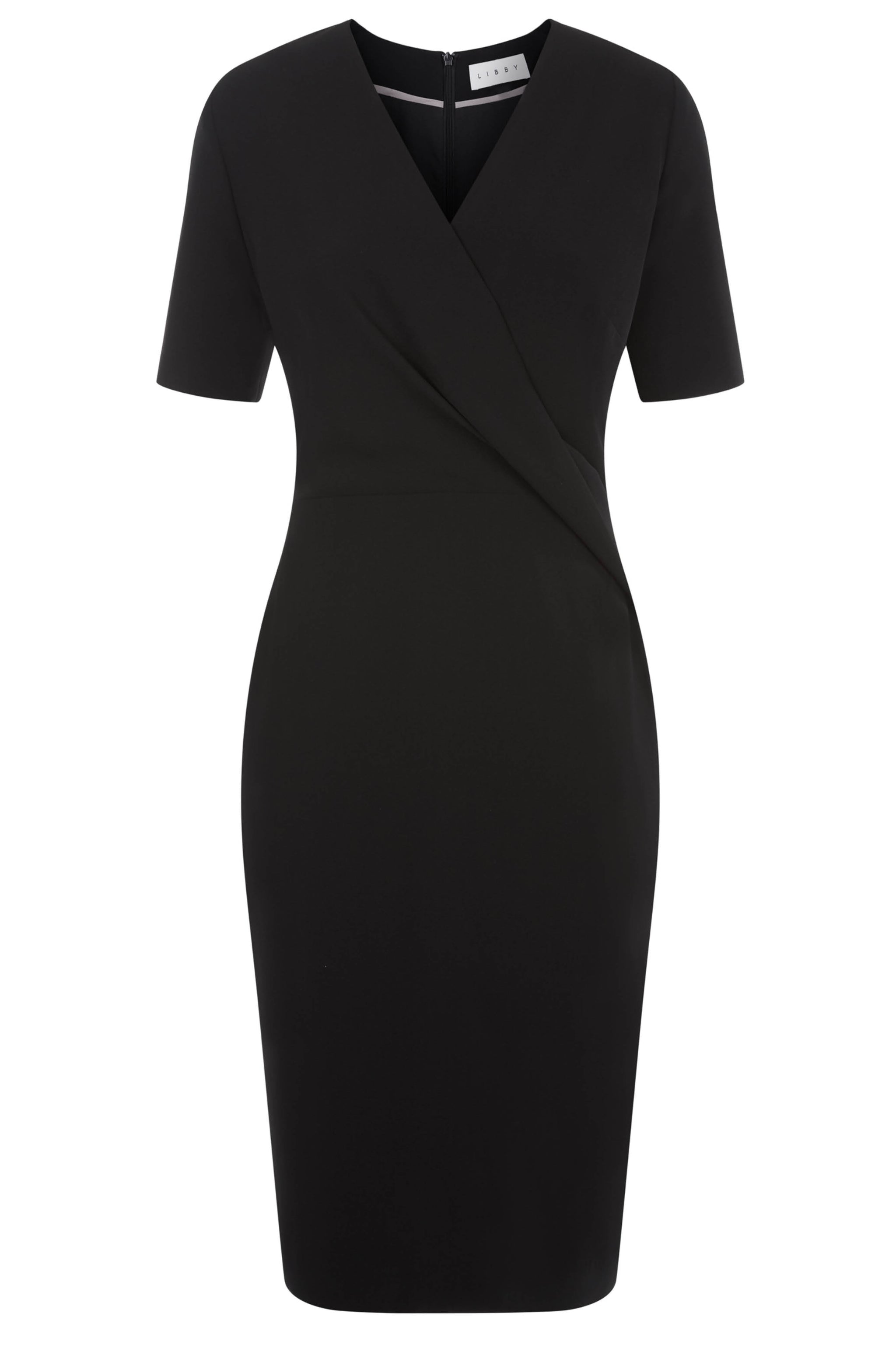 Marlborough Black Dress