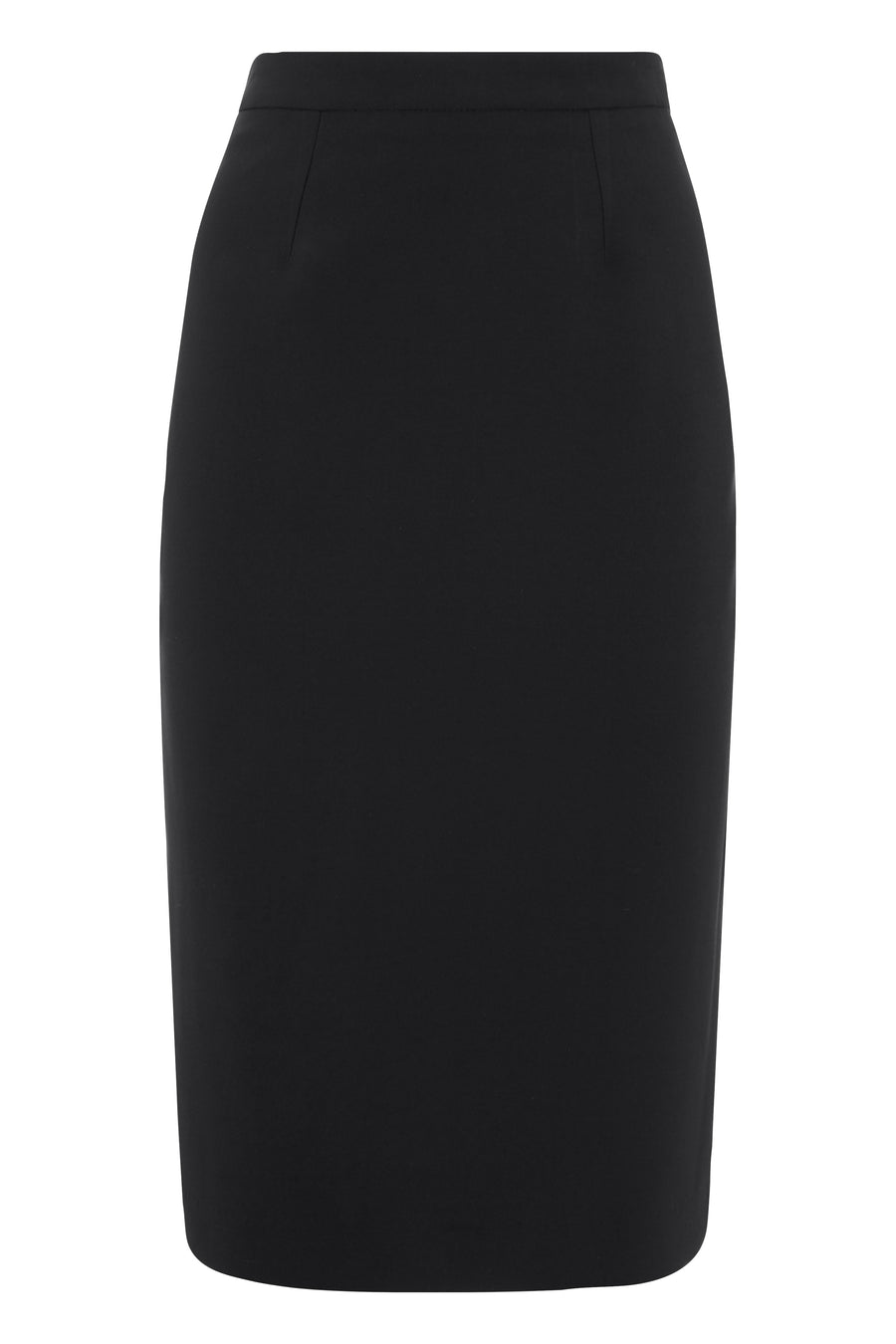 Suzy Black Suiting Skirt
