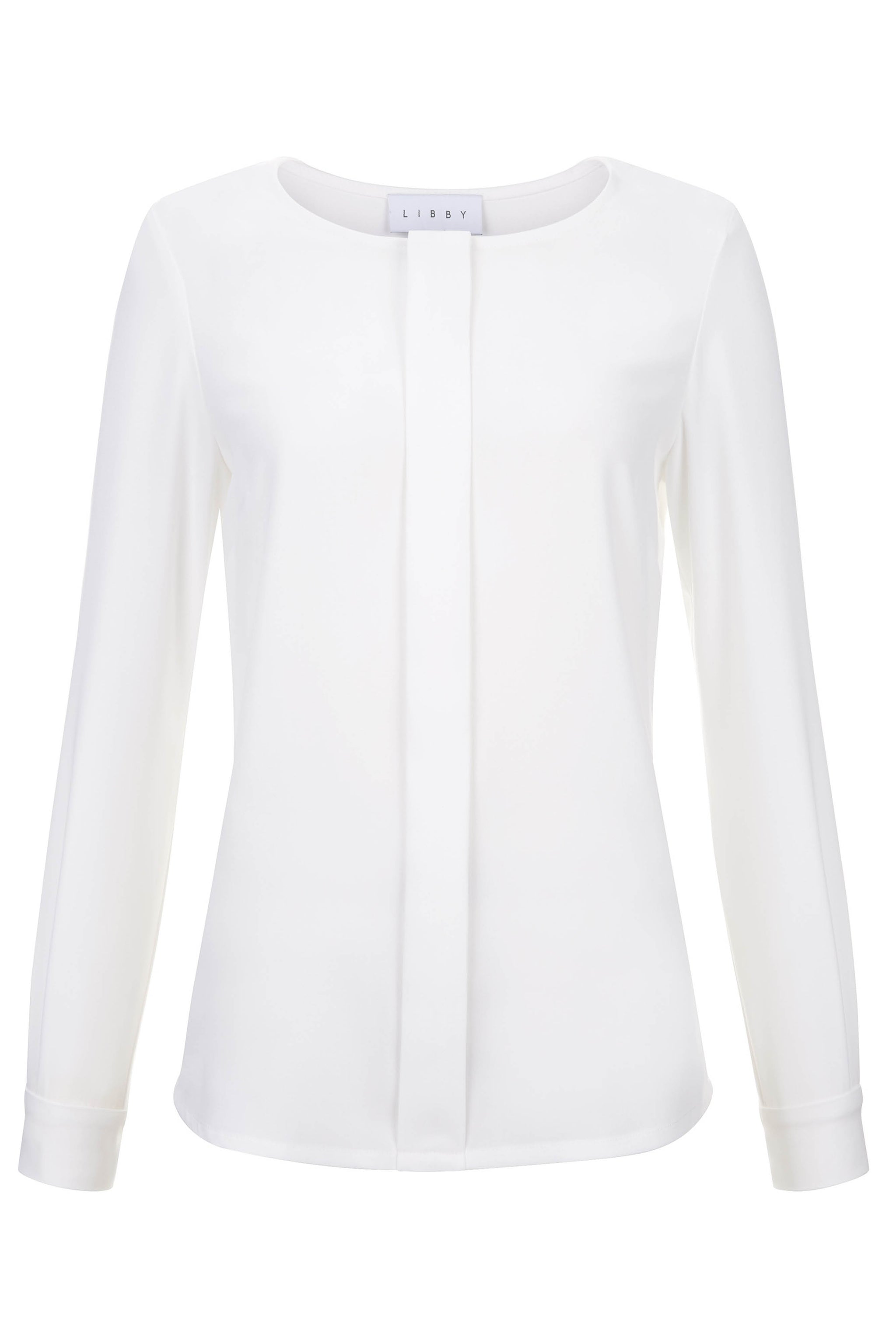 Wallis White Top