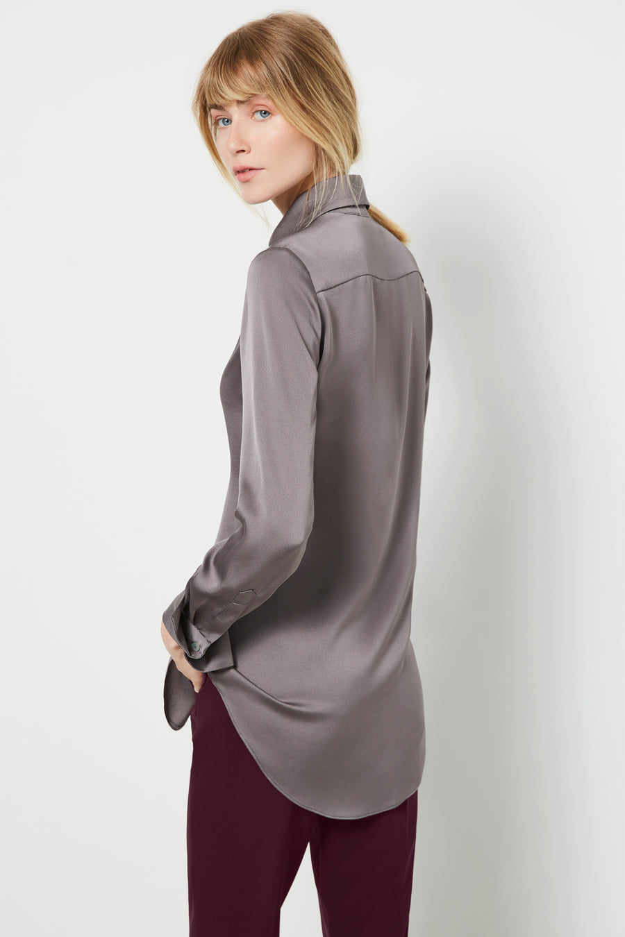 Aire Grey Shirt