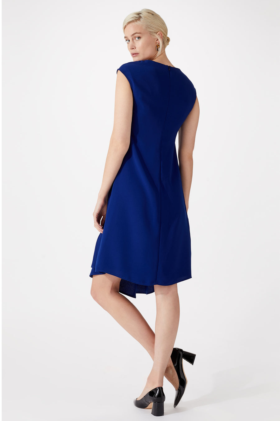 Arlington Cobalt Dress