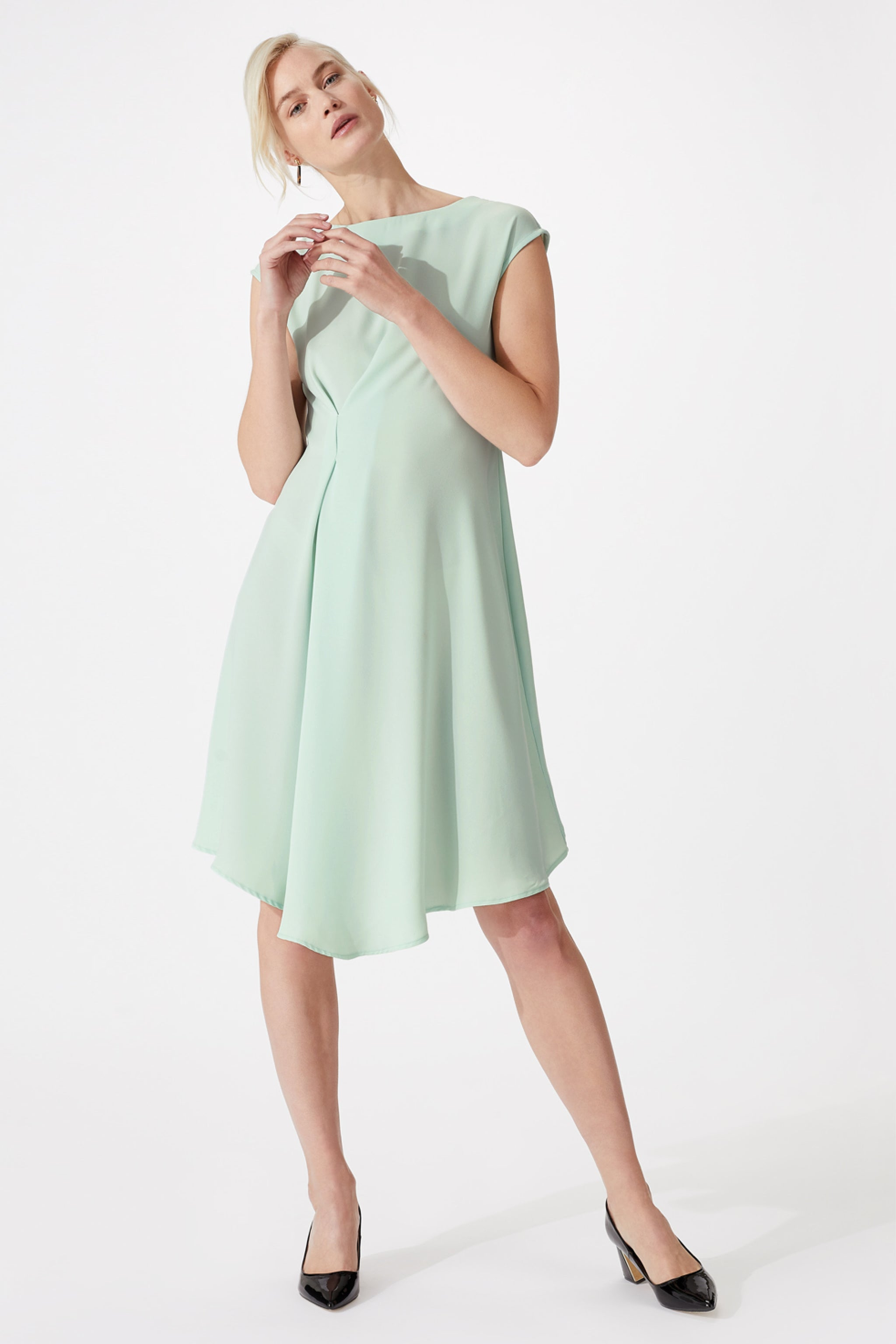 Arlington Pistachio Dress