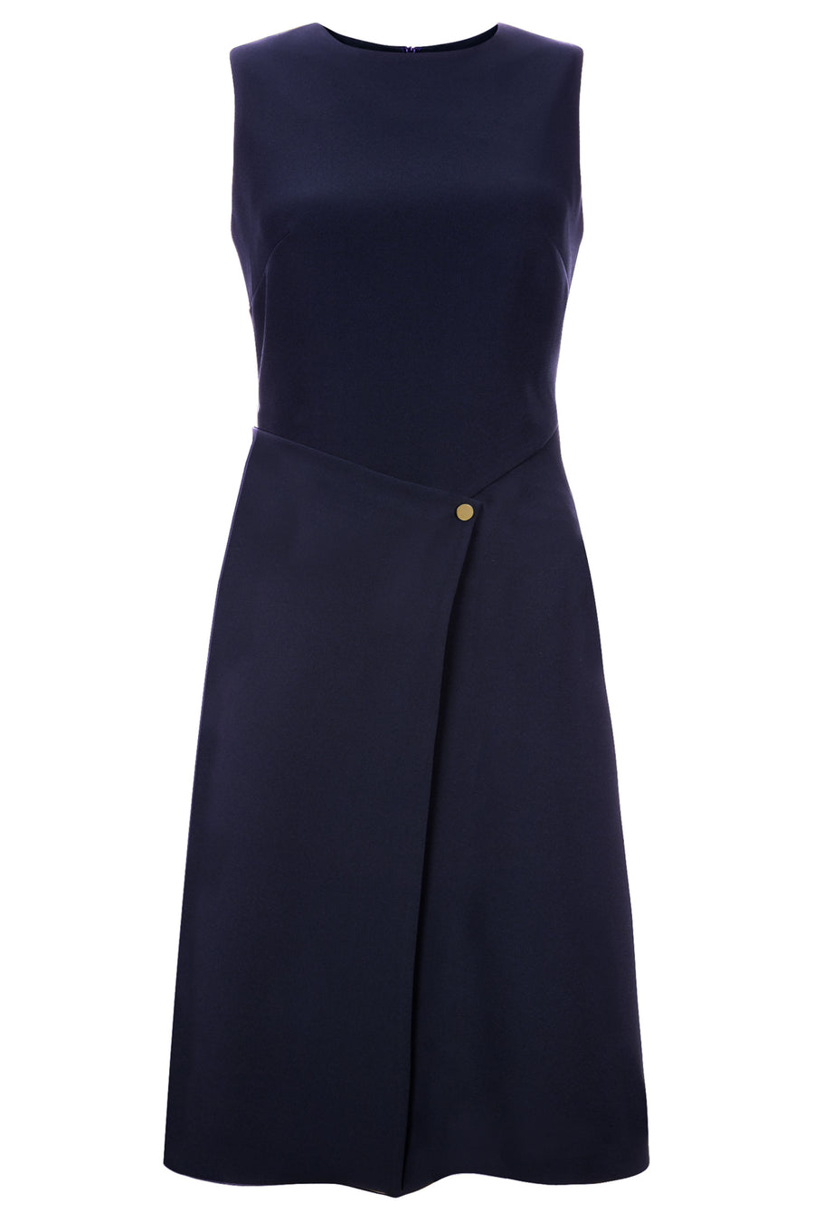 Bayswater Navy Dress