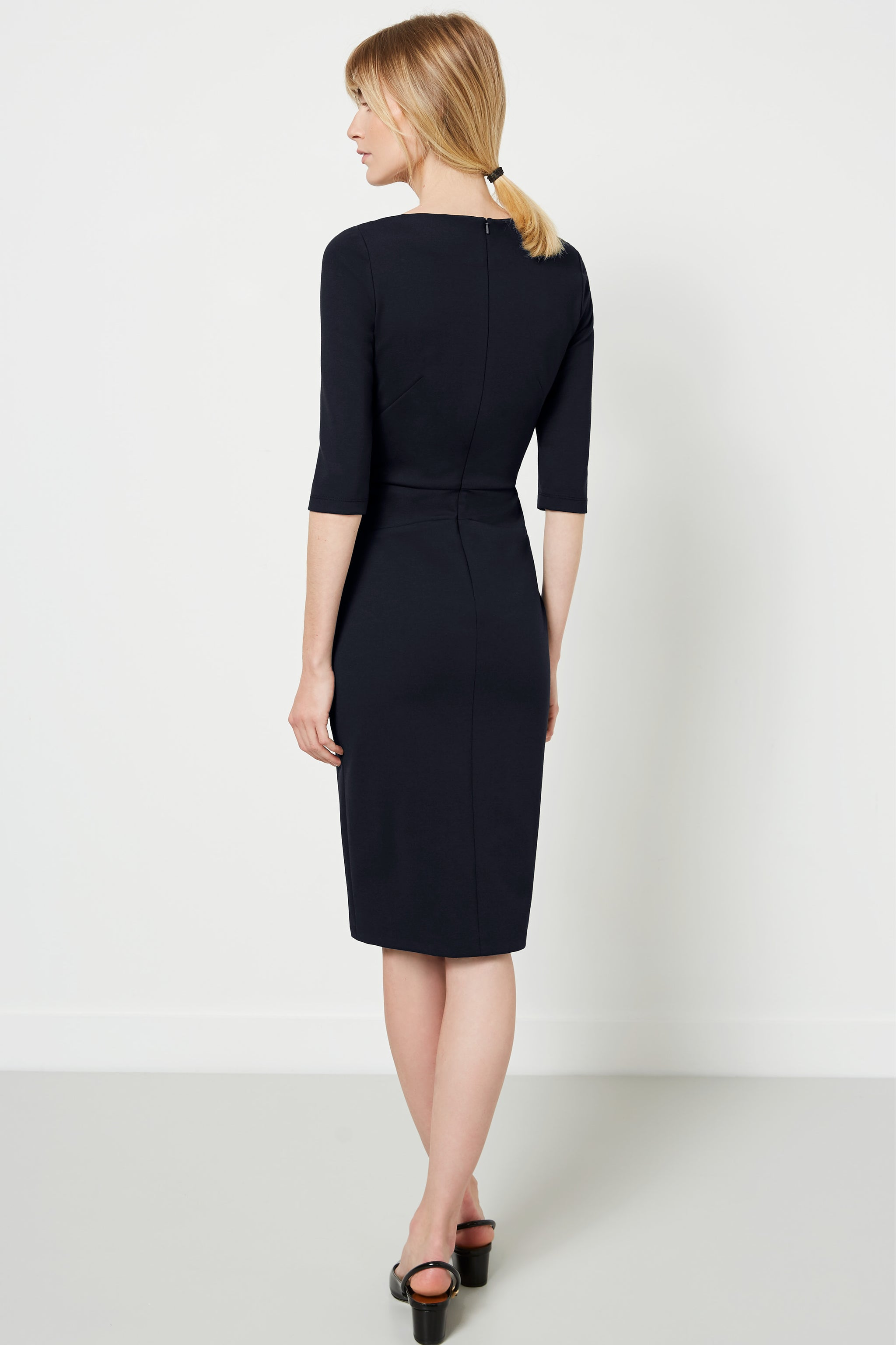 Cavendish Navy Dress