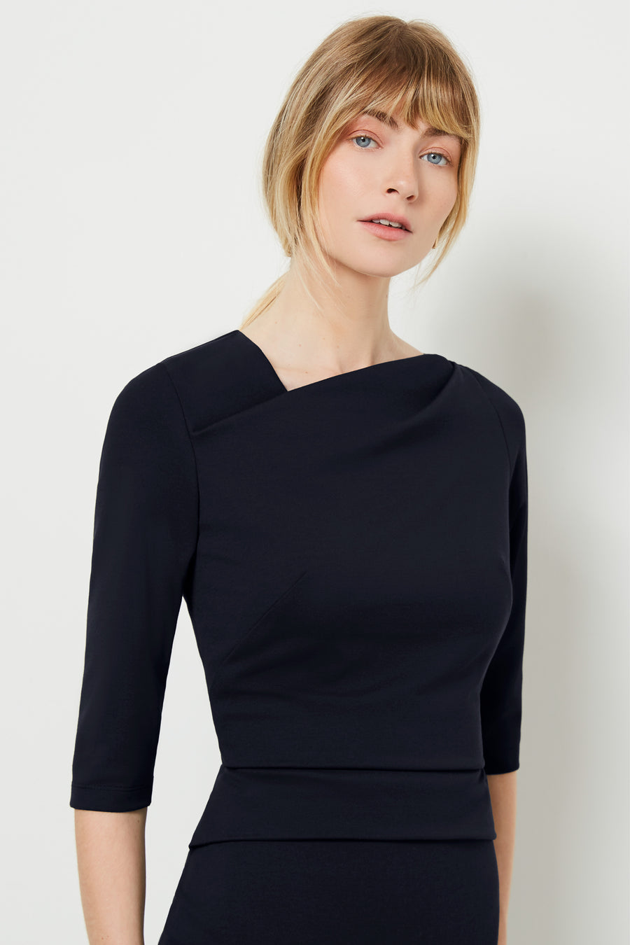 Cavendish Navy Ponte Dress