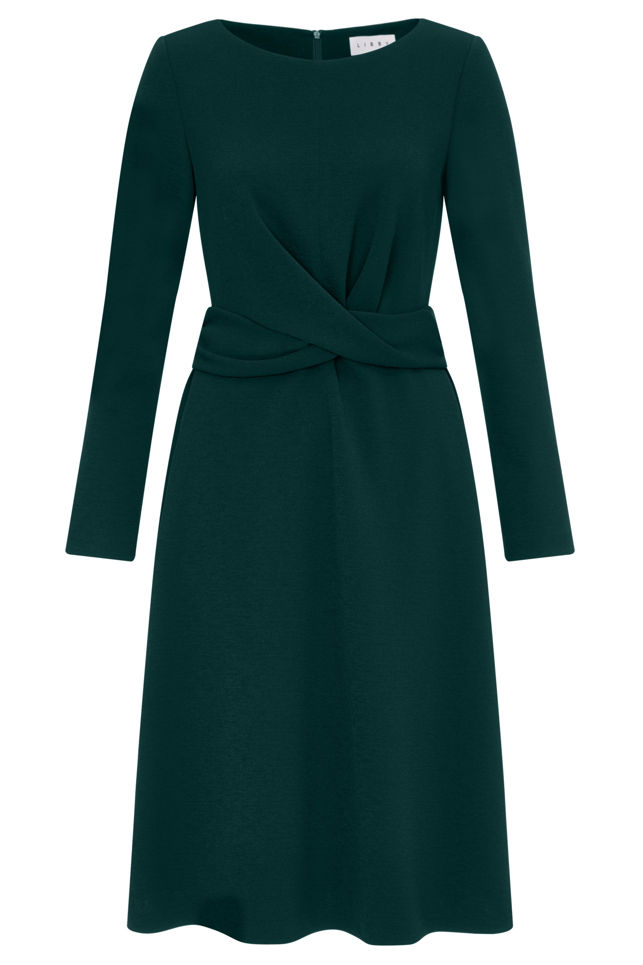 Charlton Green Dress