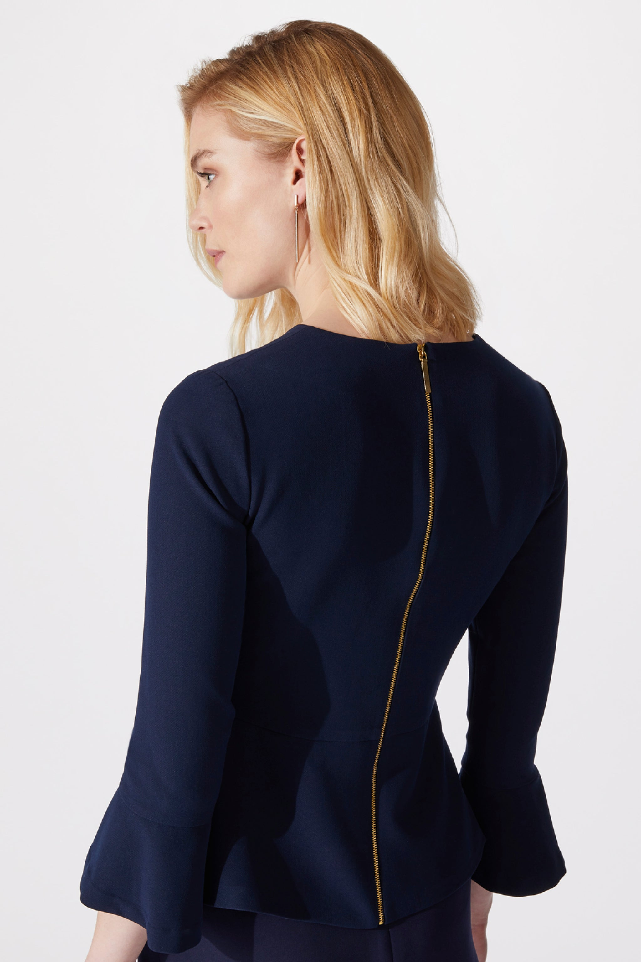 Chartwell Bright Navy Top
