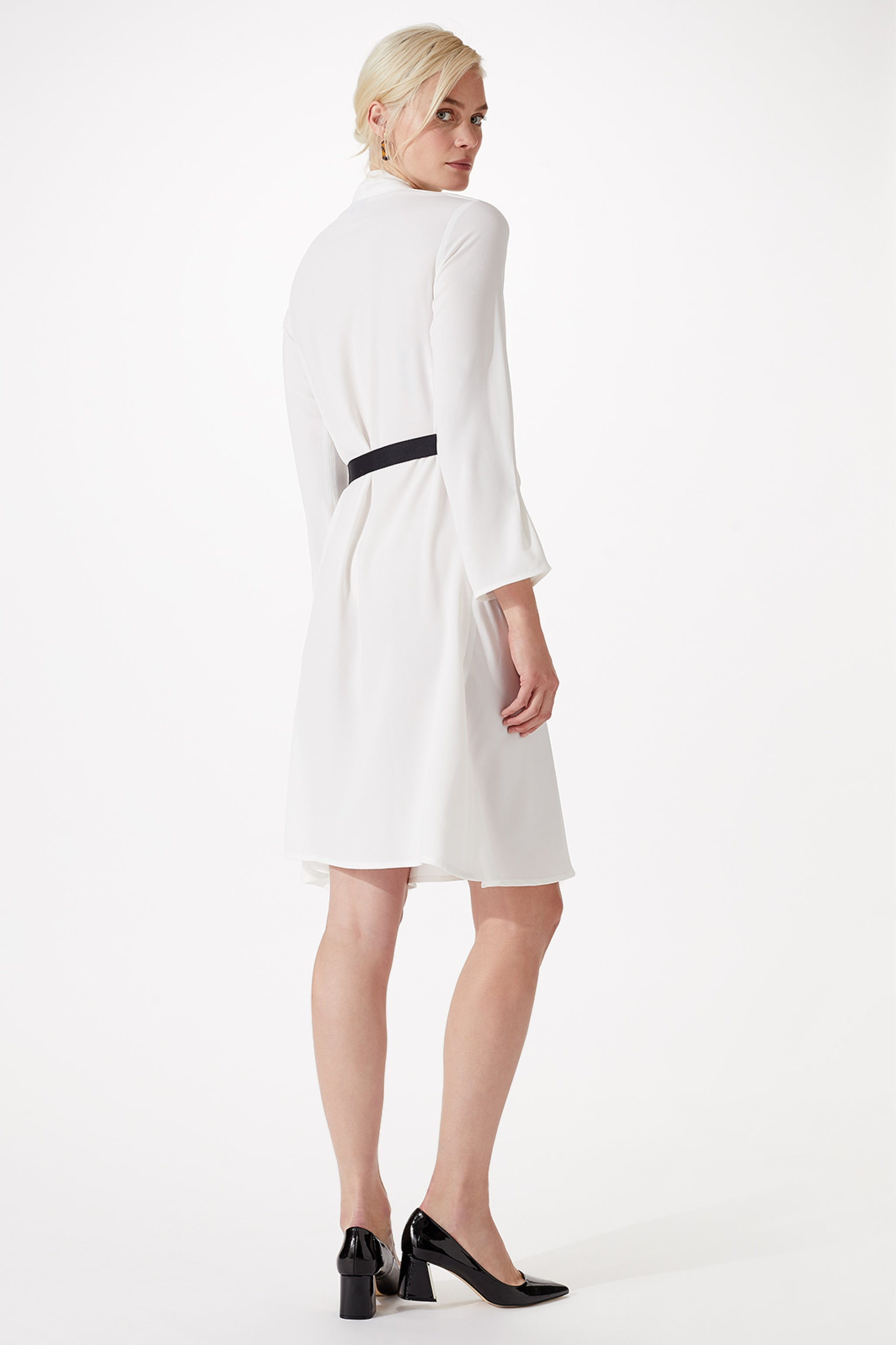 Cheyne White Dress