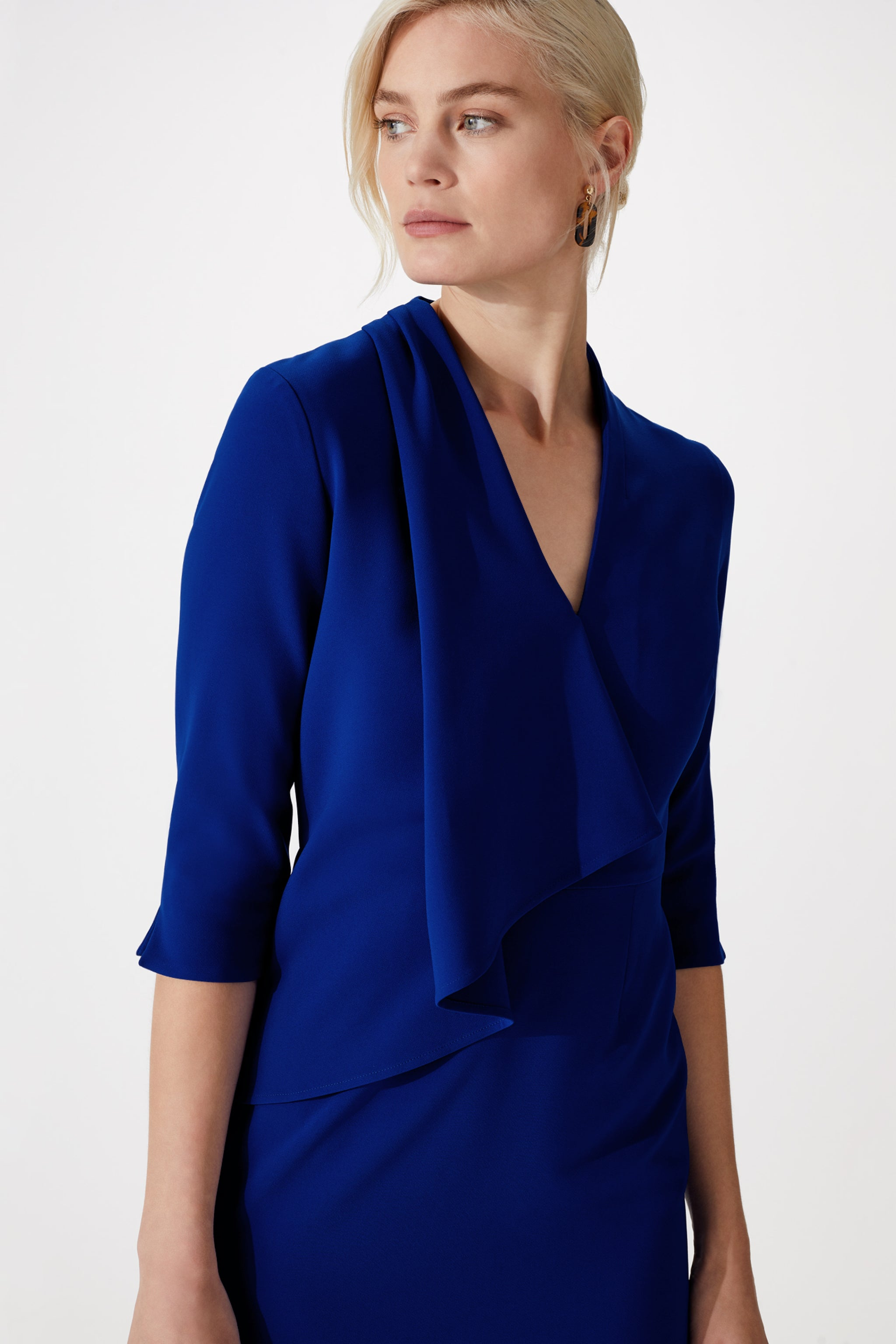 Highclere Cobalt Dress
