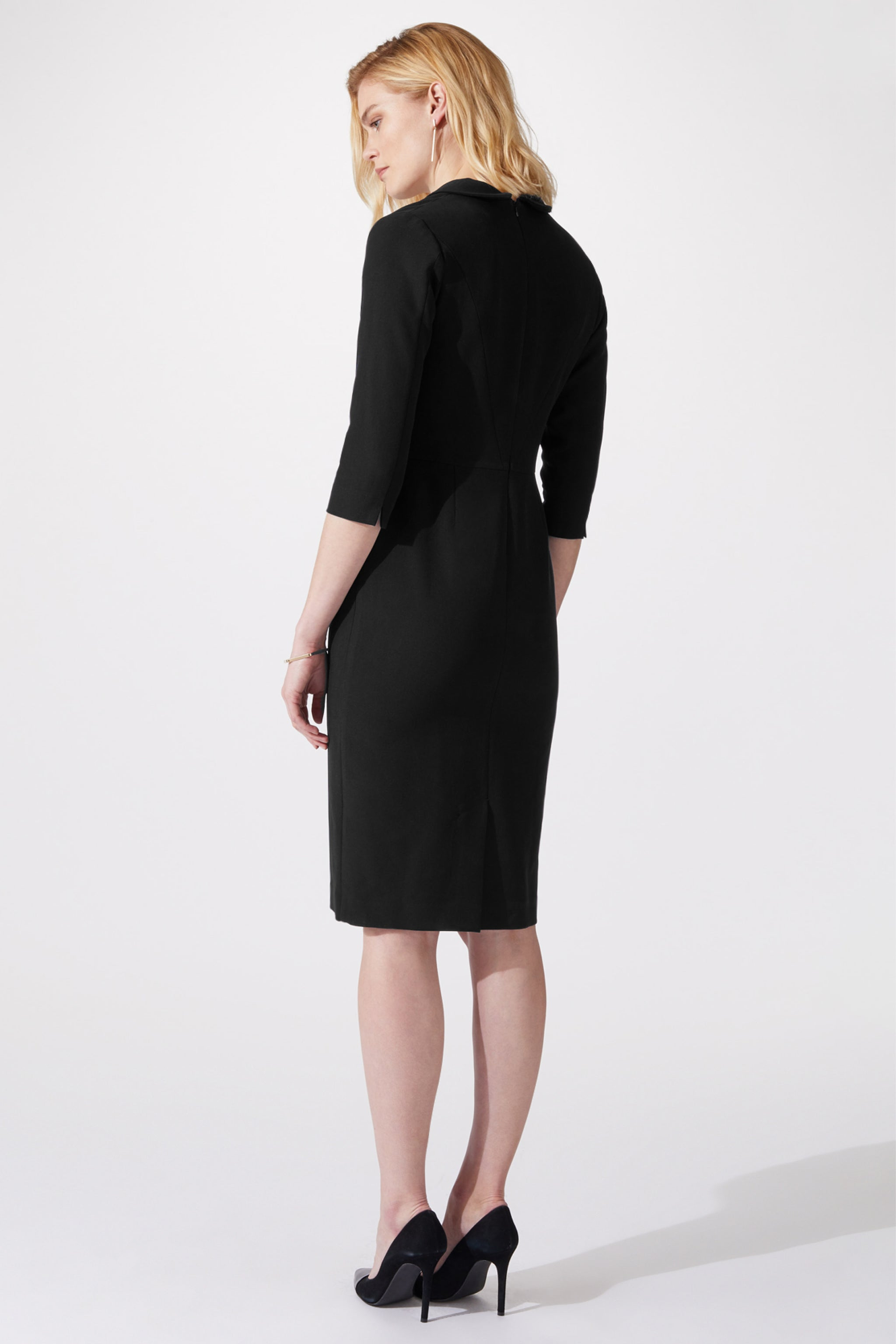 Oxford Black Dress