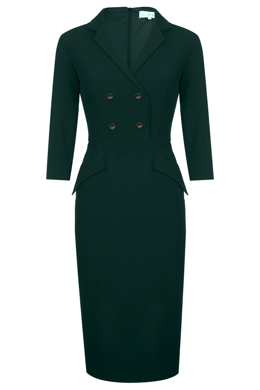 Oxford Green Dress