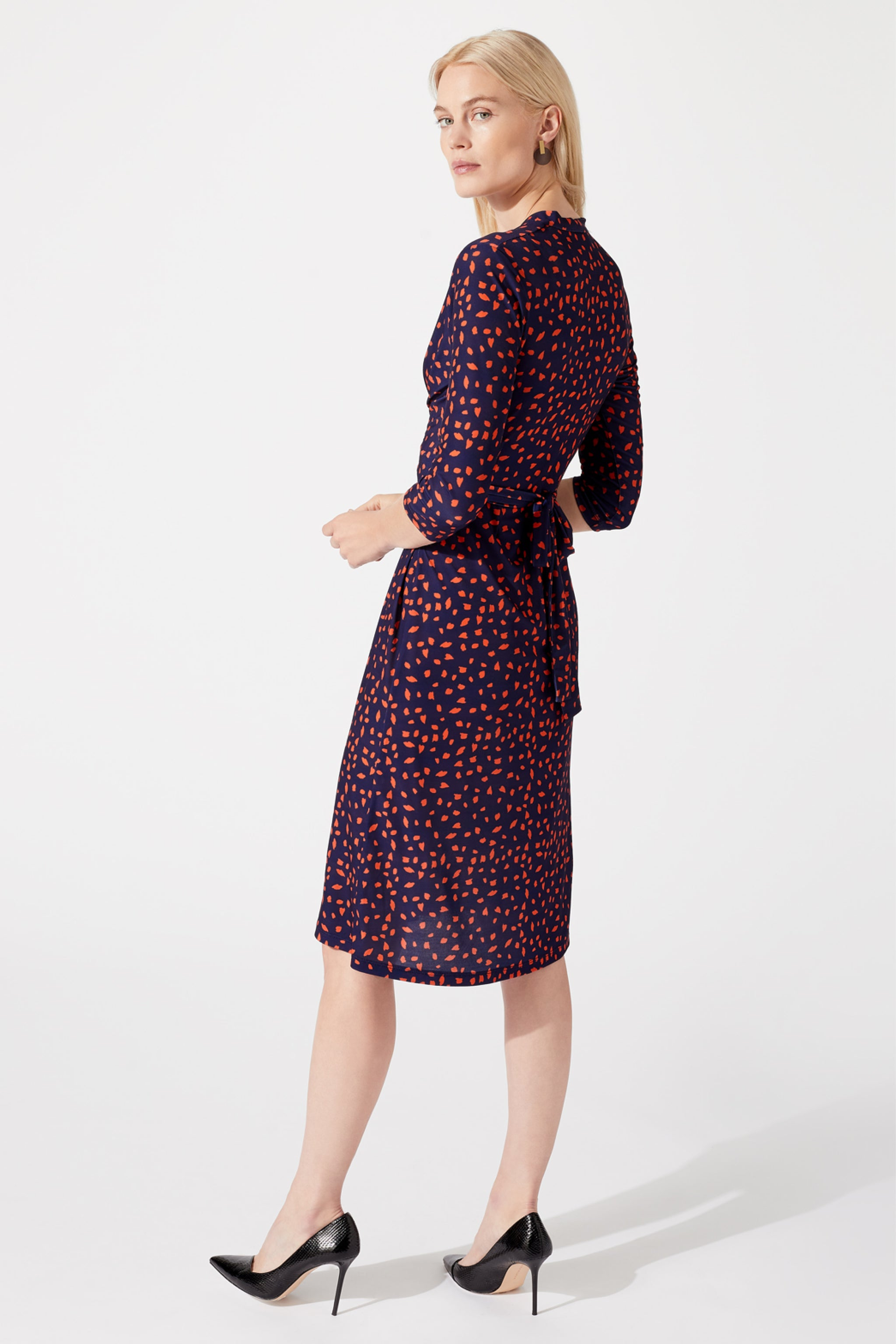 Radley Dapple Print Dress