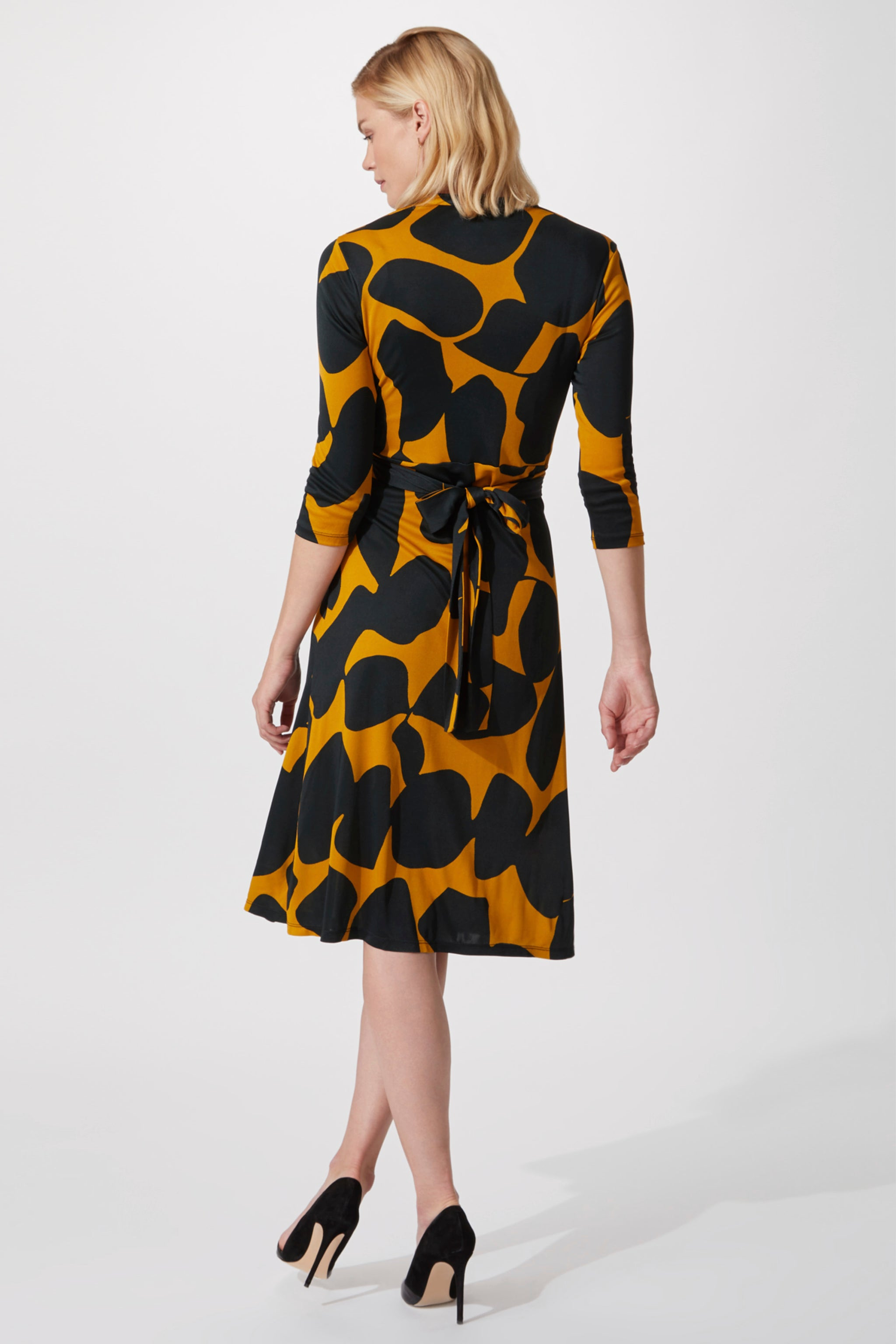 Radley Abstract Print Dress