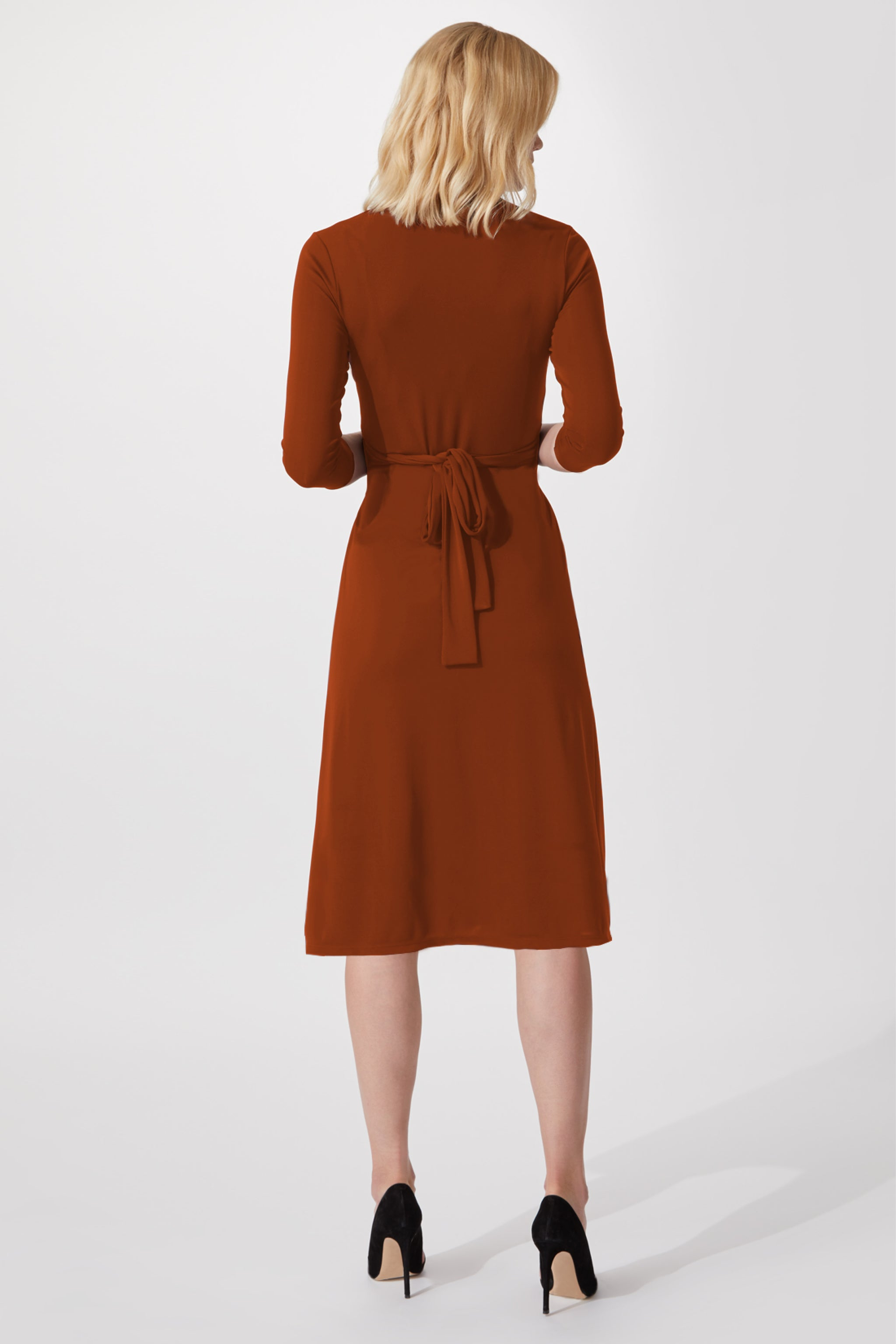 Radley Terracotta Dress