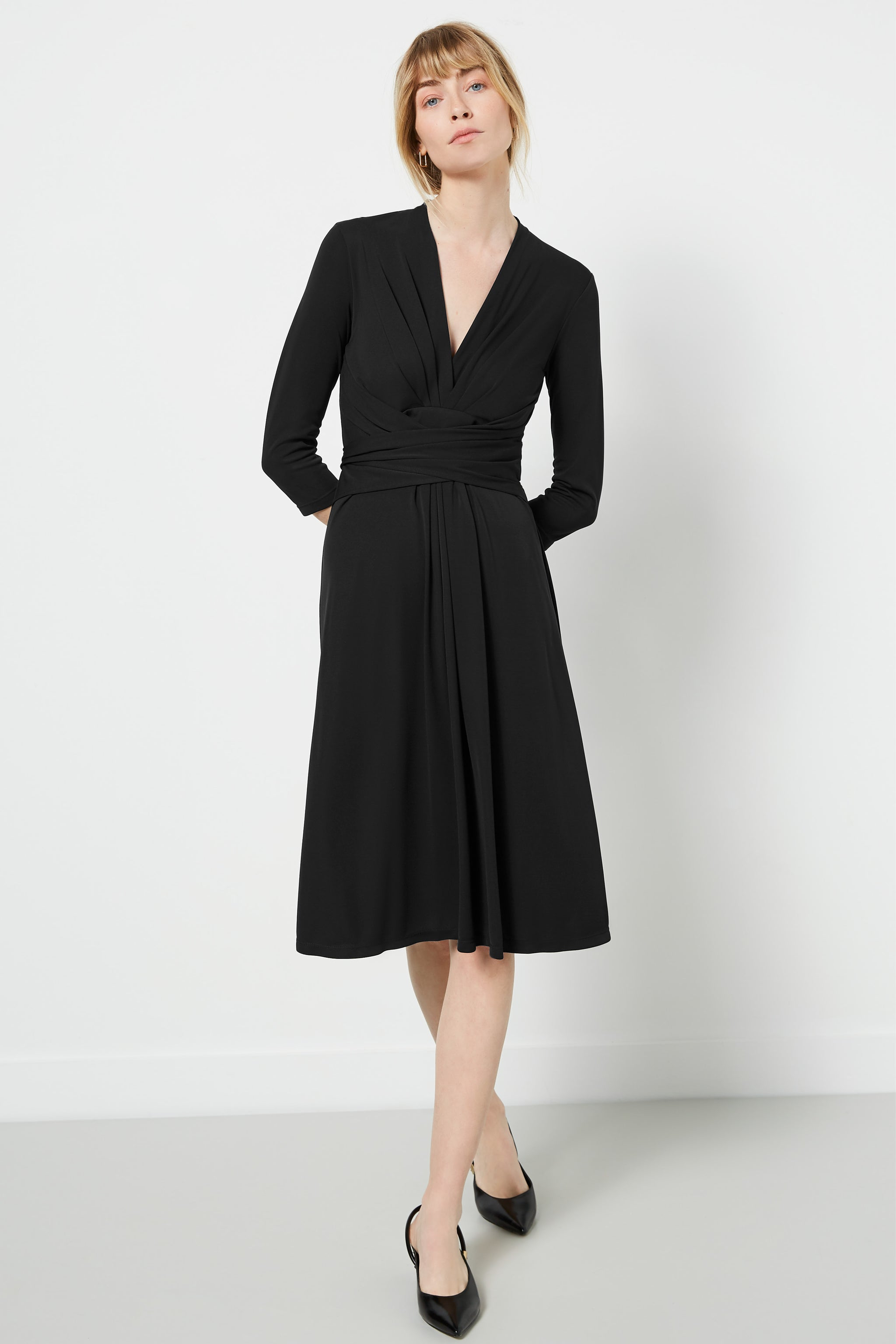 Radley Black Dress
