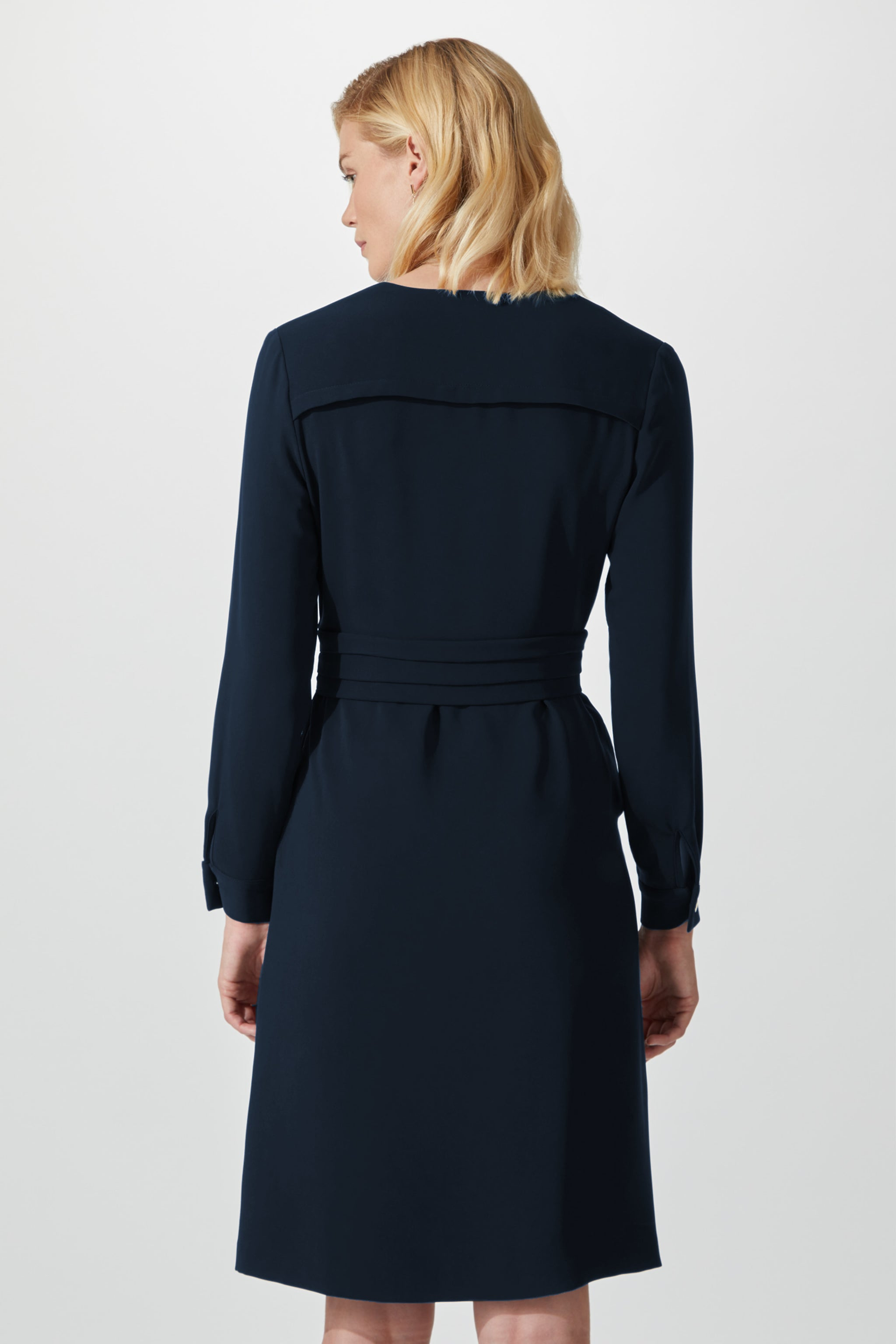 Rossetti Navy Dress