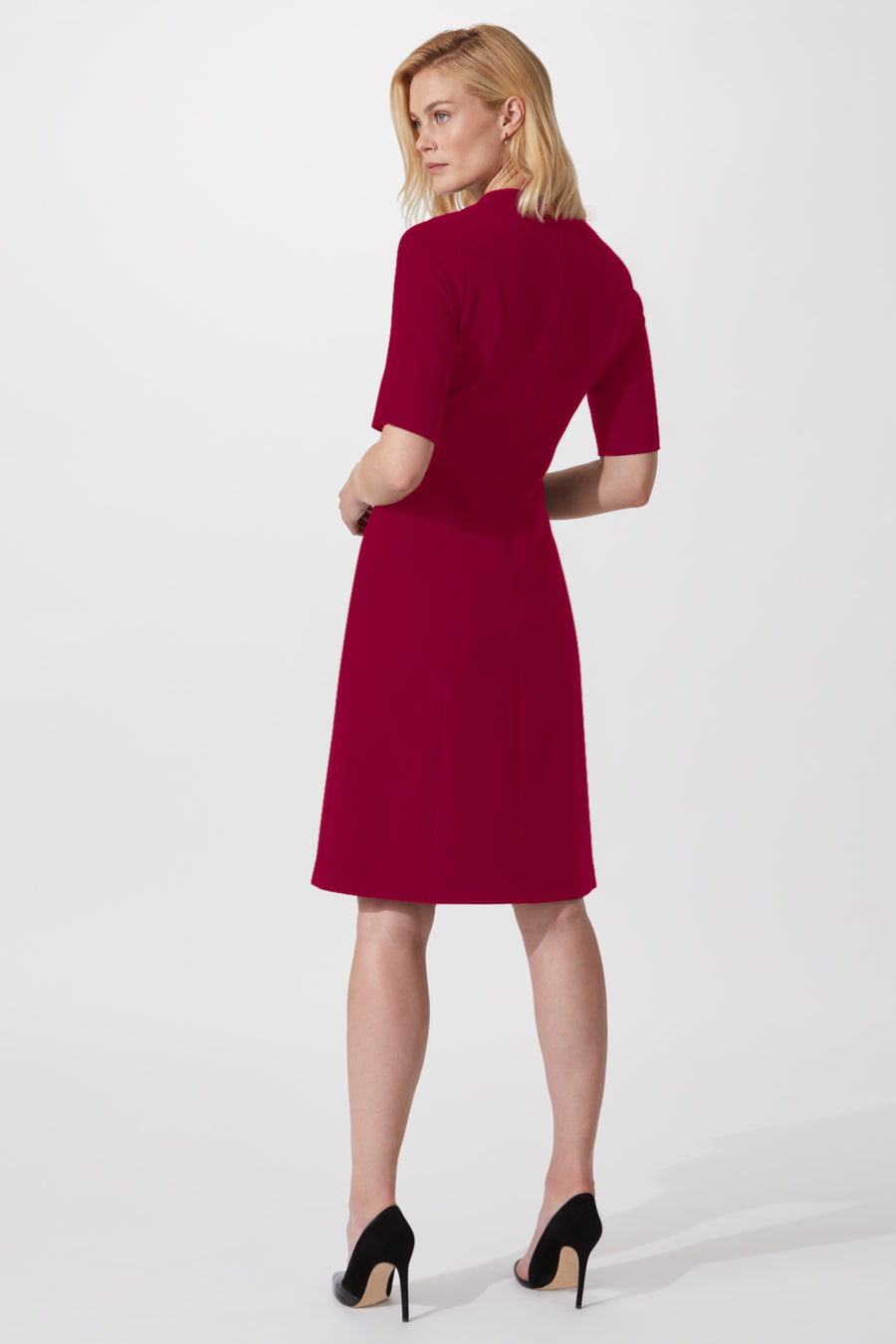 Tennyson Rosehip Dress