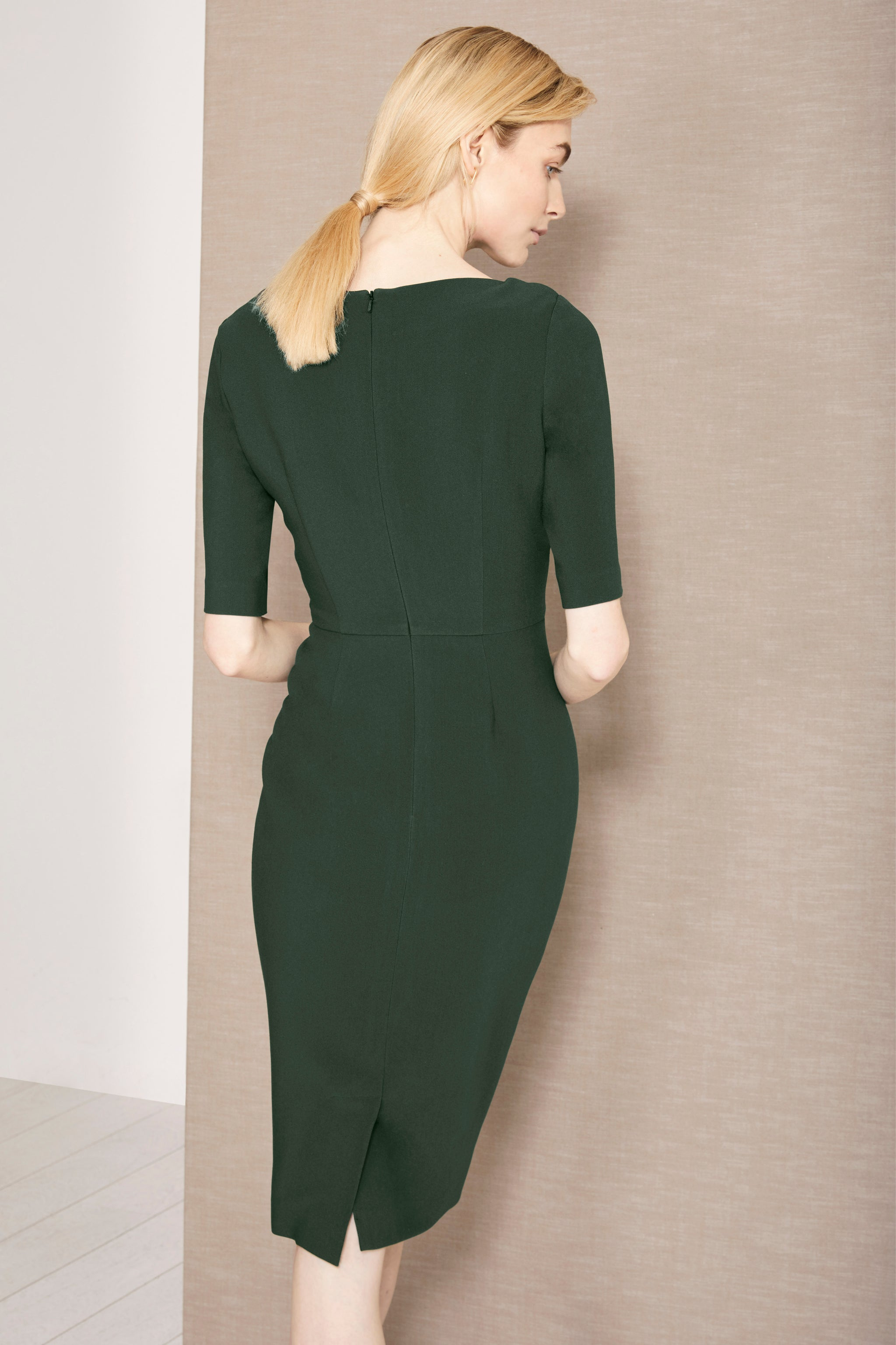 Thurloe Green Dress