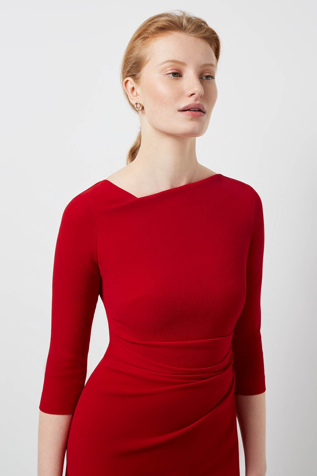 Tiverton Red Dress