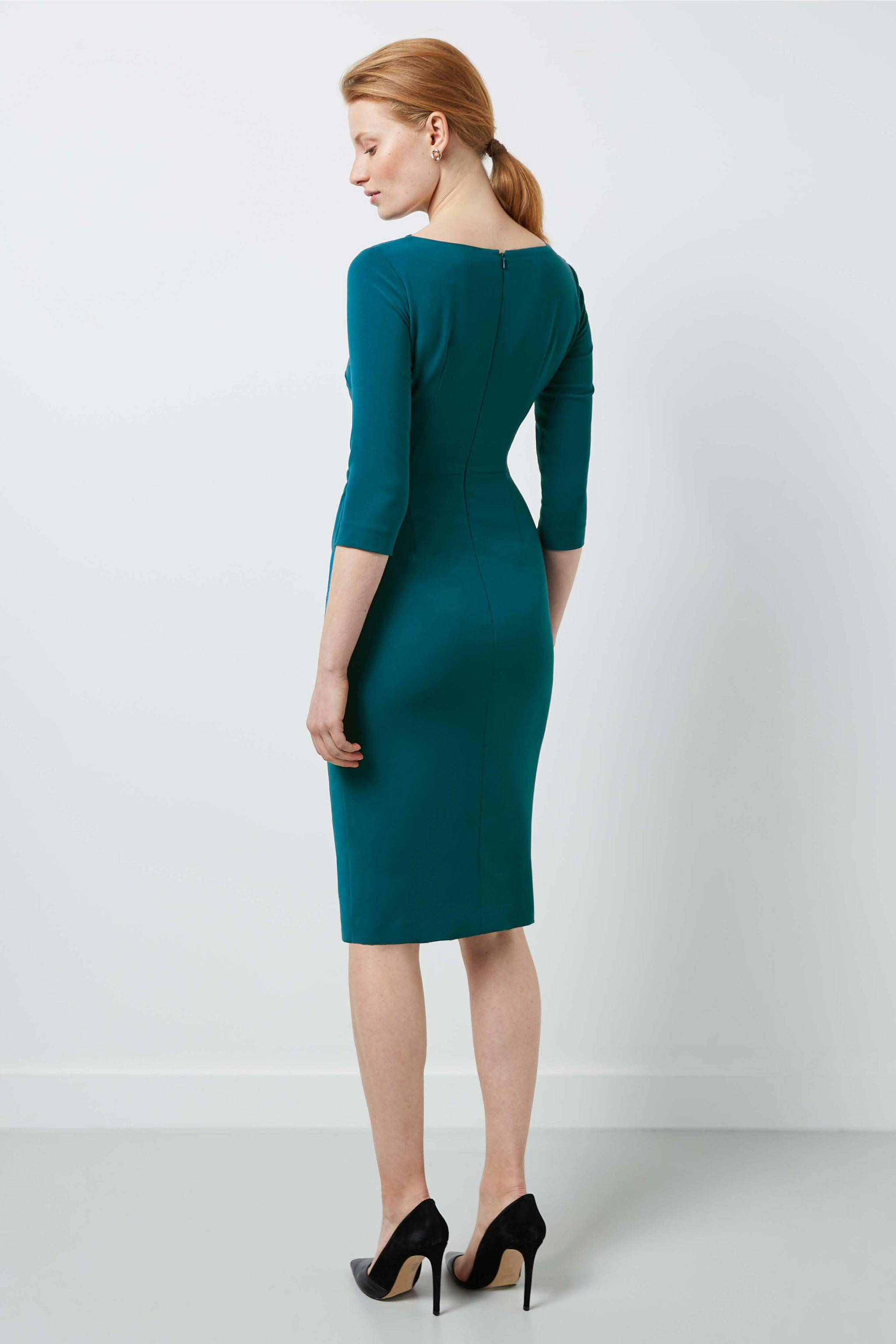 Tiverton Ocean Dress