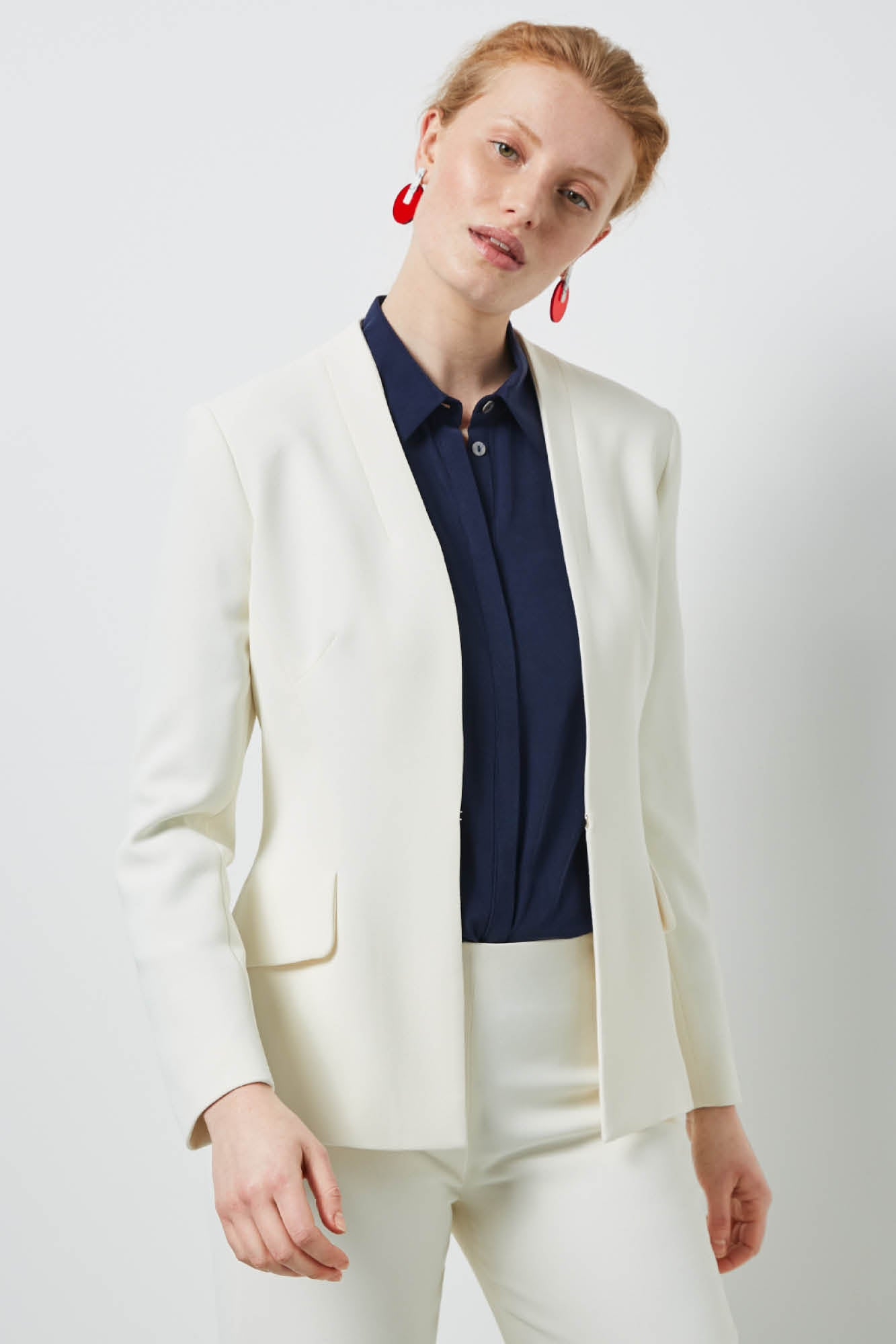 Westminster Ivory Jacket