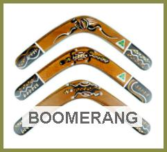 Learn To Throw A Boomerang