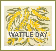 The History of Wattle Day