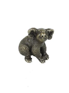 Miniature Koala Curious Bronze