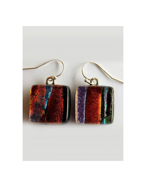 Earring Rainforest Medium