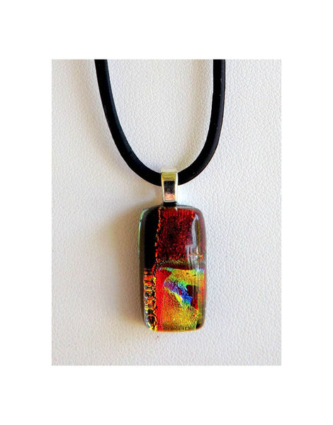 Pendant Rainforest Reef Mini Rectangle