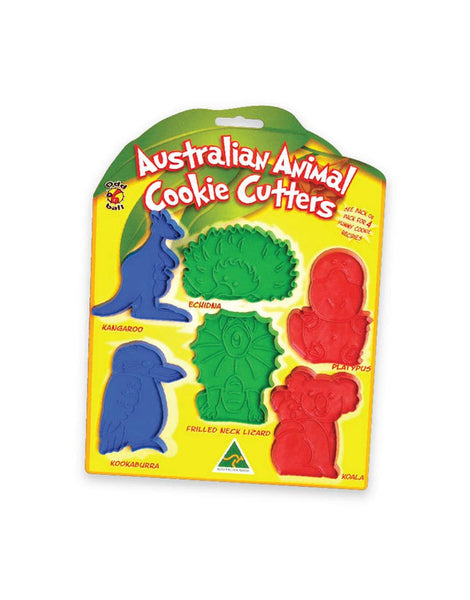 Cookie Cutters Aussie Animals