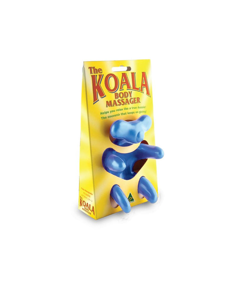Koala Massager Blue