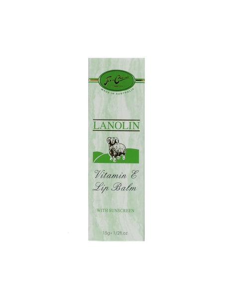 Lanolin Lip Balm 15g Tube
