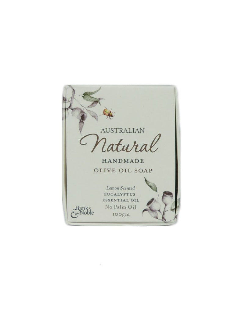 Natural Olive Oil and Euc Soap 100g
