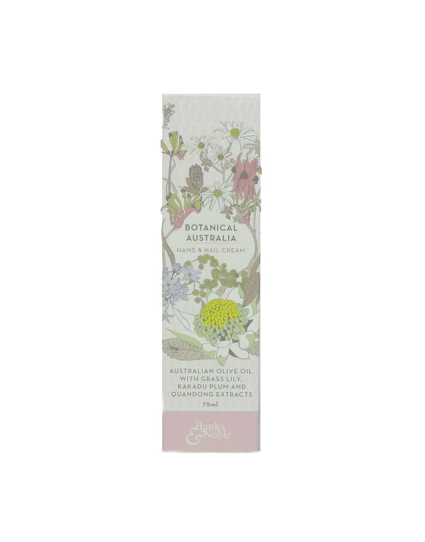 Natural Botanical Australia Hand Cream