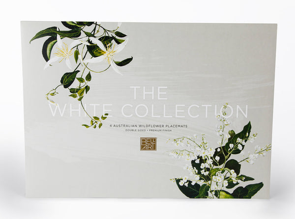 Placemats White Collection