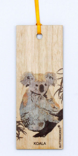 Bookmark Colour Koala