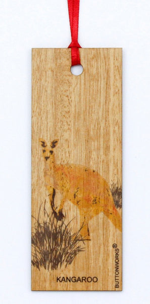 Bookmark Colour Kangaroo