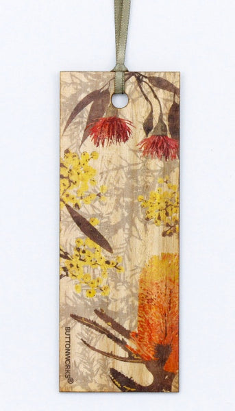Bookmark Colour Mixed Wildflower