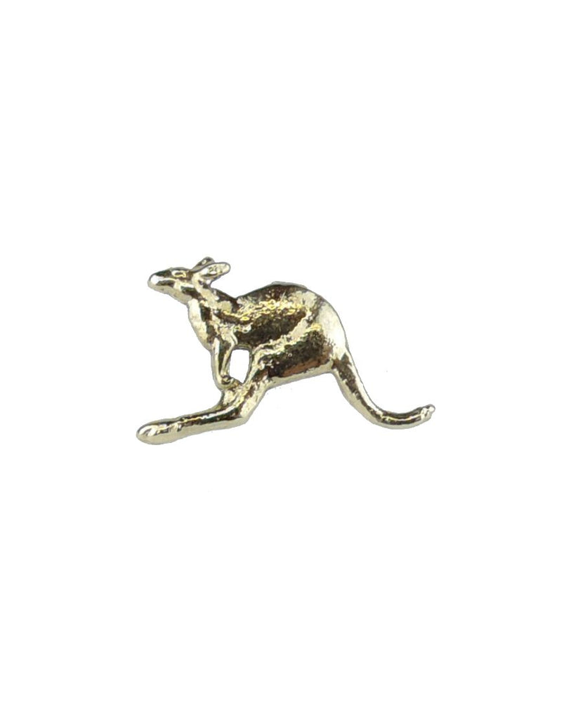 Clutch Pin Flying Roo gold