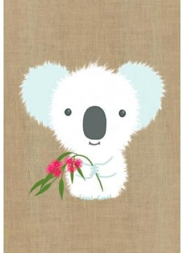 Card Koala Super Cute