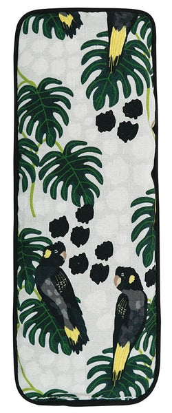 Eye Rest Pillow Black Cockatoo