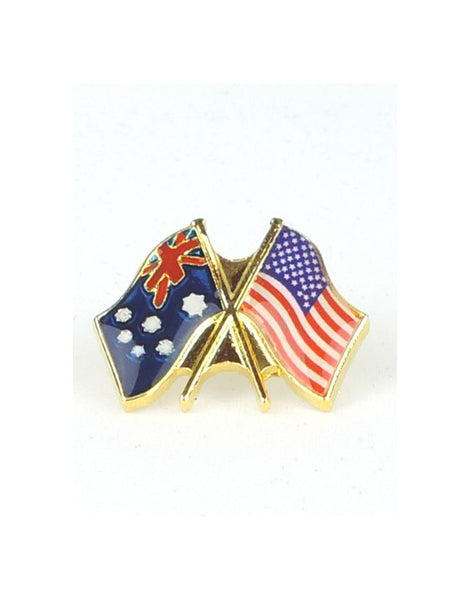 Aust x United States Friendship Flags