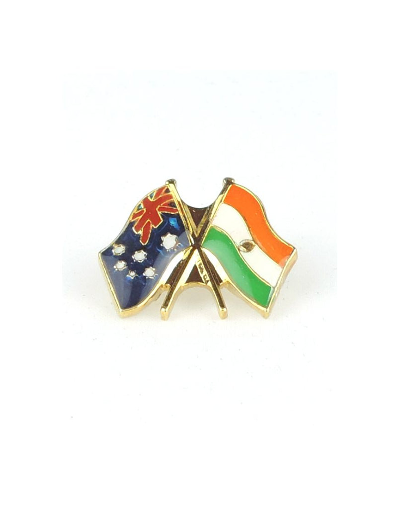 Aust x India Friendship Flags