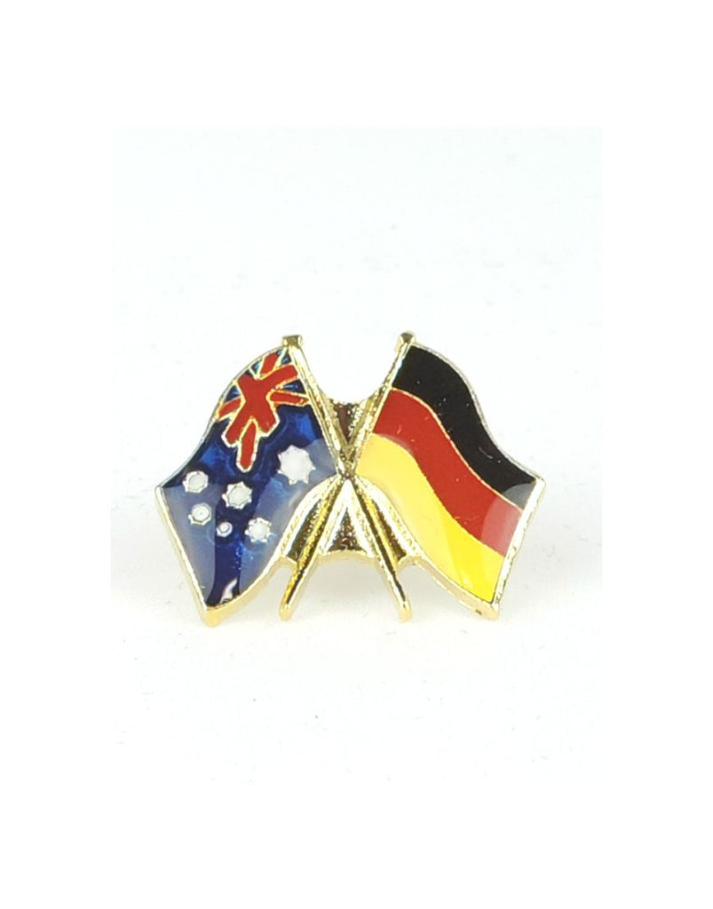 Aust x Germany Friendship Flags