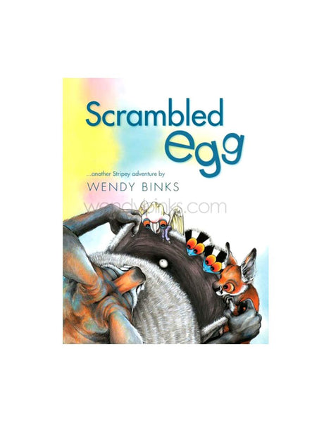 Book Scrambled Egg Wendy Binks