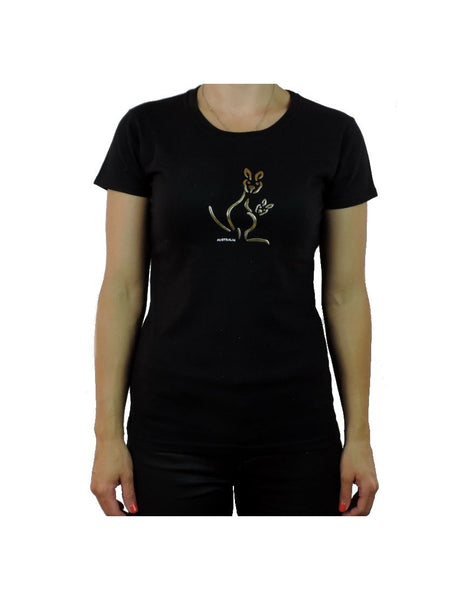 Ladies TS Foil Kangaroo