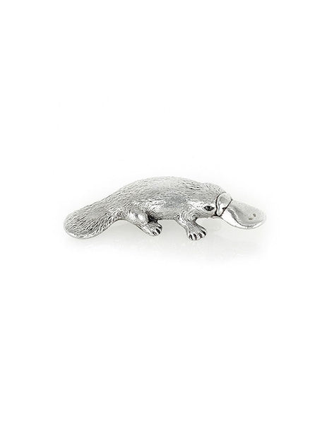Miniature Platypus Pewter